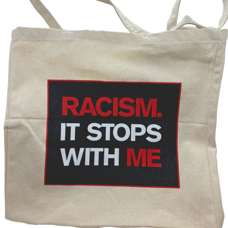 Cotton Tote Bag – It Stops With Me